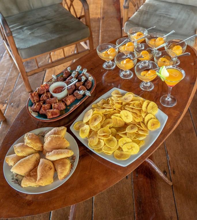 Welcoming Snacks