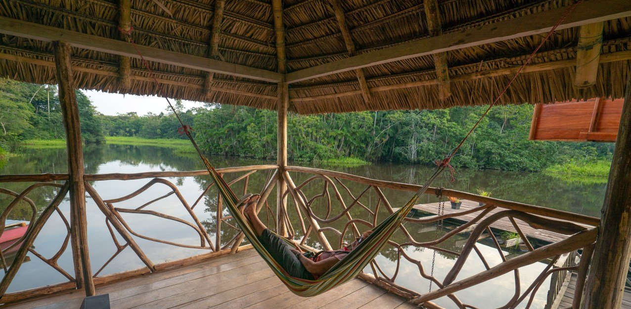 Sani Lodge Hammock