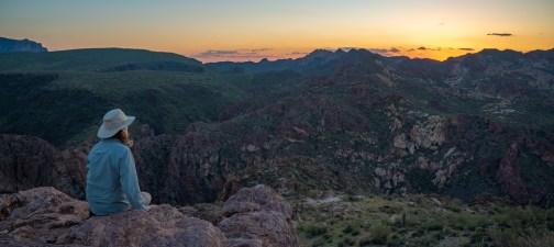Kev Desert Sunset