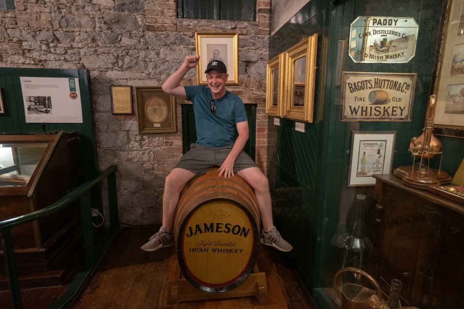 Cormac on whiskey