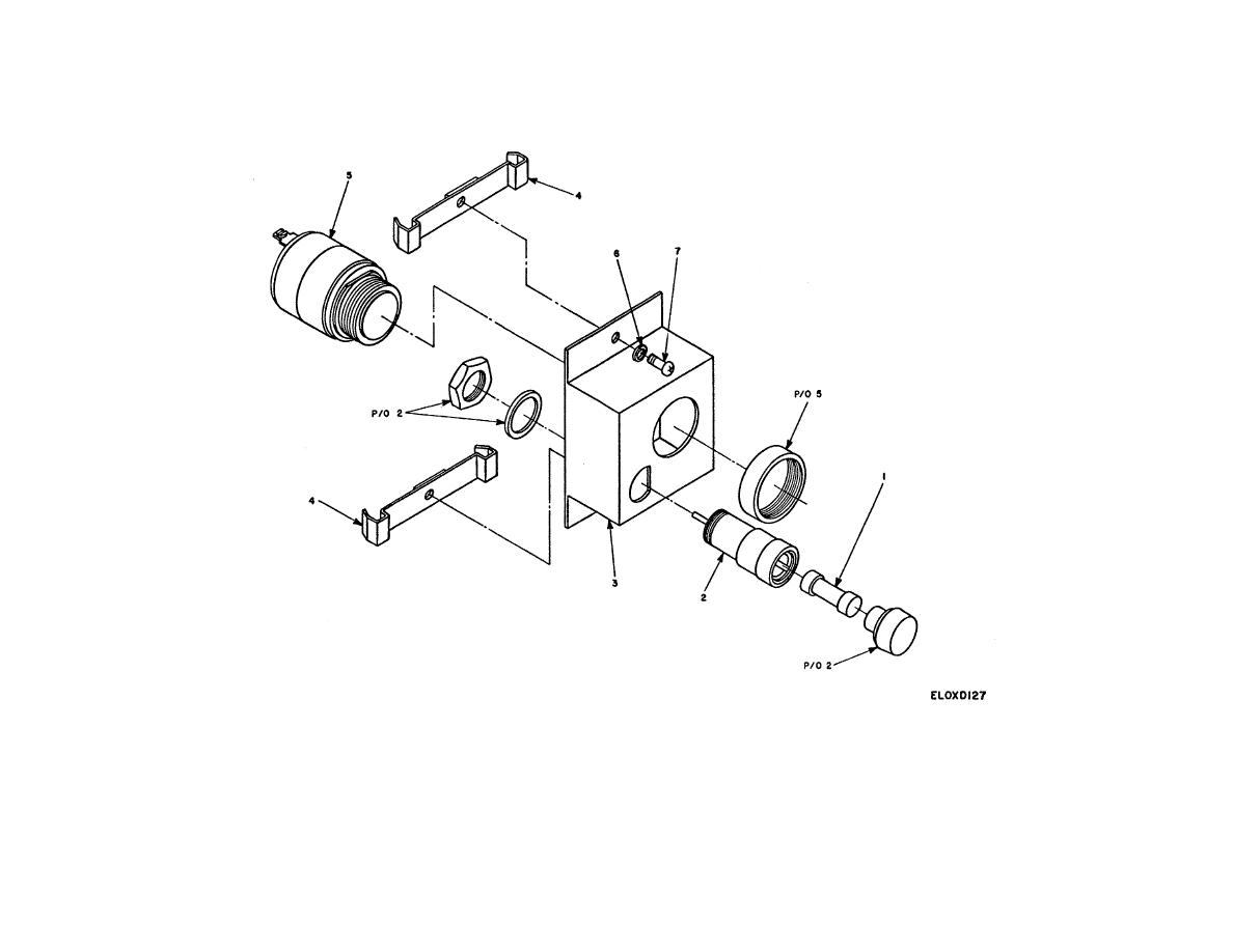 Figure 24. Battery Exhaust Alarm Assembly