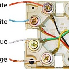 Dsl Phone Jack Wiring Diagram Centurylink Usb Type B Great Installation Of Telephone Third Level Rh 10 14 Jacobwinterstein Com Colors