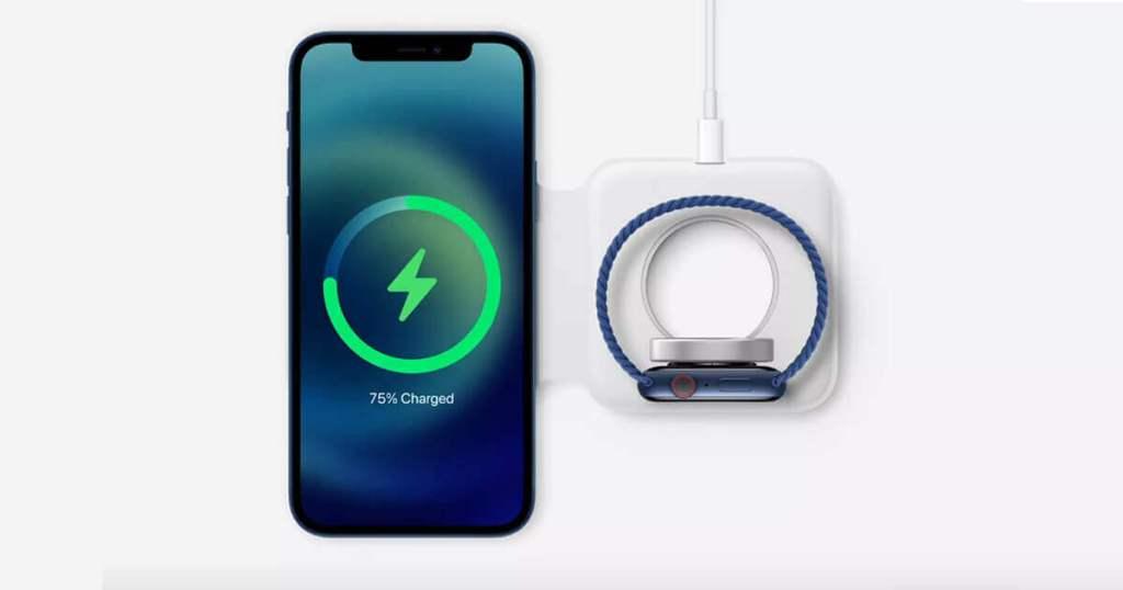 Le chargeur Apple MagSafe Duo est plus lent que le MagSafe ordinaire