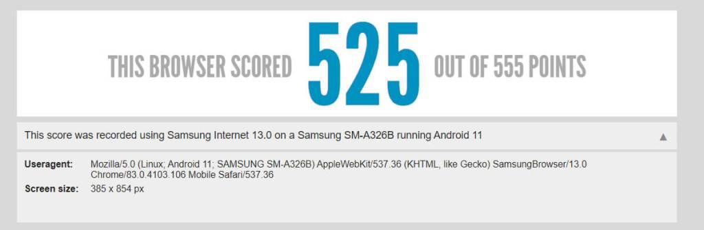Le Samsung Galaxy A32 5G sera livré avec Android 11 prêt à lemploi telephoni 1