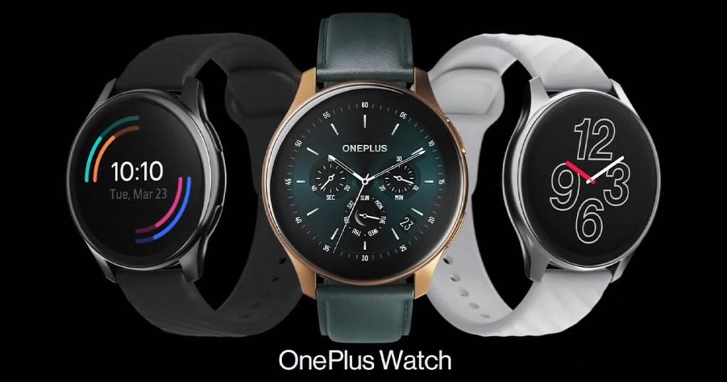 OnePlus Watch Classic, Cobalt Edition