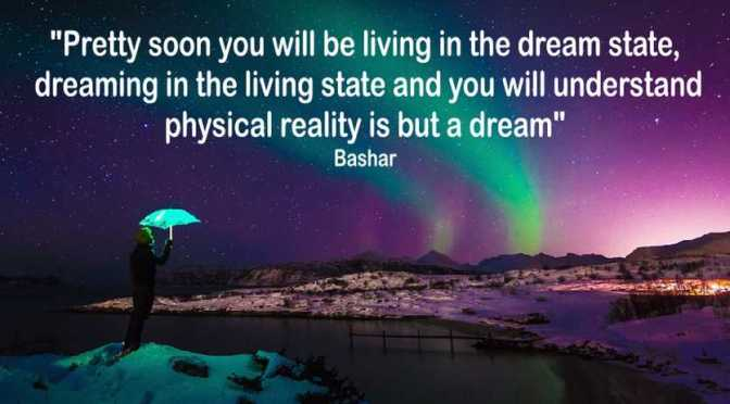Physical Reality is but a Dream