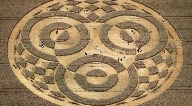 German-Crop Circle