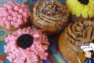 Surtido de Cupcakes
