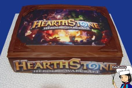 Tarta Hearthstone