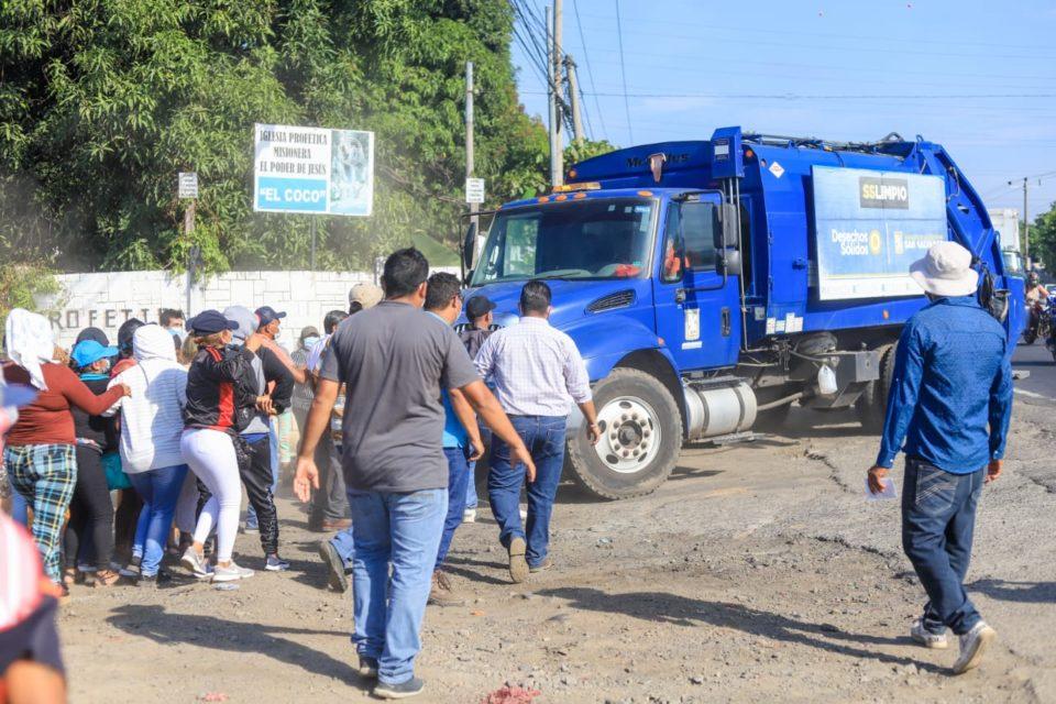 Juzgado Ambiental ordena suspender bloqueo a relleno sanitario
