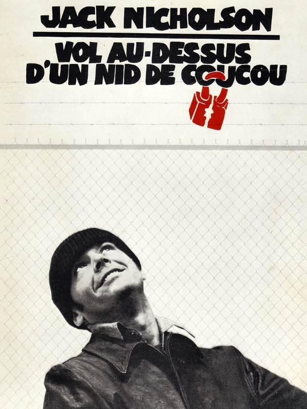 Vol Au Dessus D'un Nid De Coucou Film : dessus, coucou, Au-dessus, Coucou, Milos, Forman, (1975), Drame