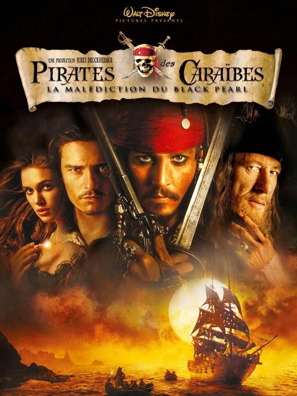 Image Pirates des Caraïbes 1 : La Malédiction du Black