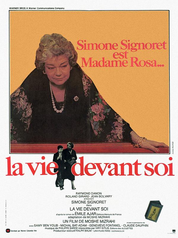 La Vie Devant Soi Film : devant, Devant, Moshé, Mizrahi, (1977), Comédie, Dramatique