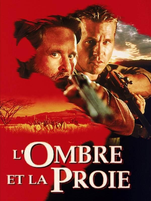 Film L'ombre Et La Proie : l'ombre, proie, L'ombre, Proie, Stephen, Hopkins, (1996), D'aventures