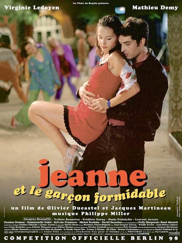 Jeanne Et Le Garçon Formidable : jeanne, garçon, formidable, Jeanne, Garçon, Formidable, Olivier, Ducastel,, Jacques, Martineau, (1998), Comédie, Musicale