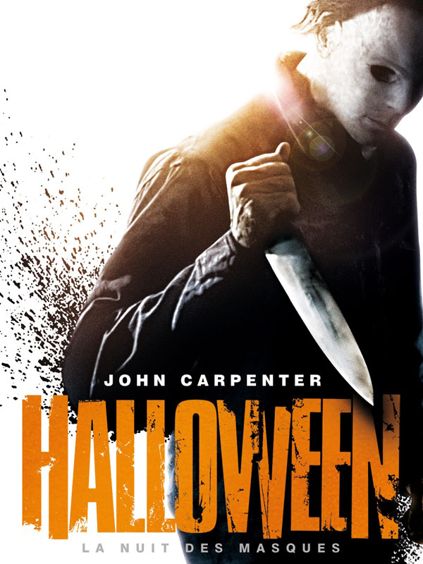 Halloween : La Nuit Des Masques : halloween, masques, Halloween,, Masques, Carpenter, (1978), D'horreur