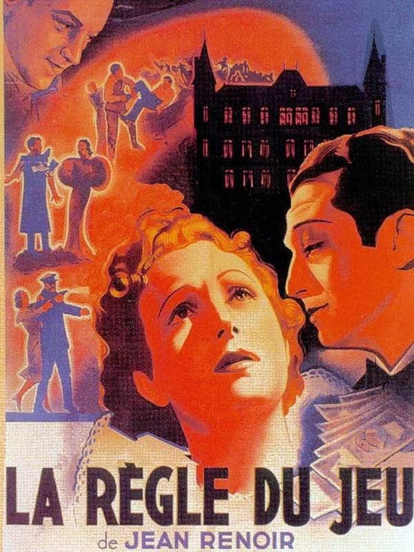 La Regle Du Jeu Film : regle, Règle, Renoir, (1939), Comédie, Dramatique
