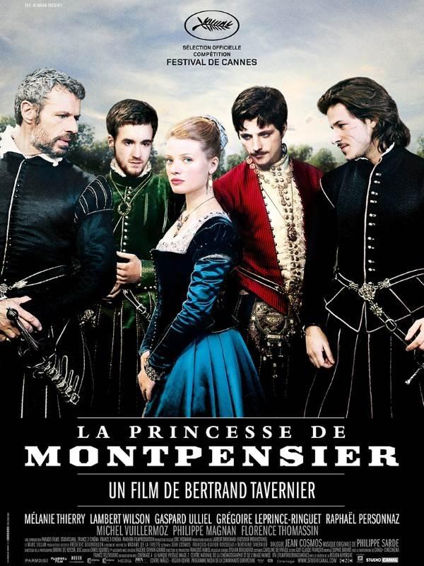 La Princesse De Montpensier Cours : princesse, montpensier, cours, Princesse, Montpensier, Bertrand, Tavernier, (2010), Drame,, Drame, Sentimental