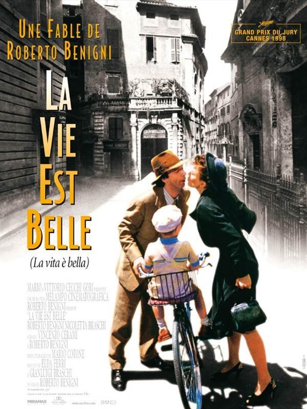 La Vie Est Belle Résumé : belle, résumé, Belle, Roberto, Benigni, (1997), Comédie, Dramatique
