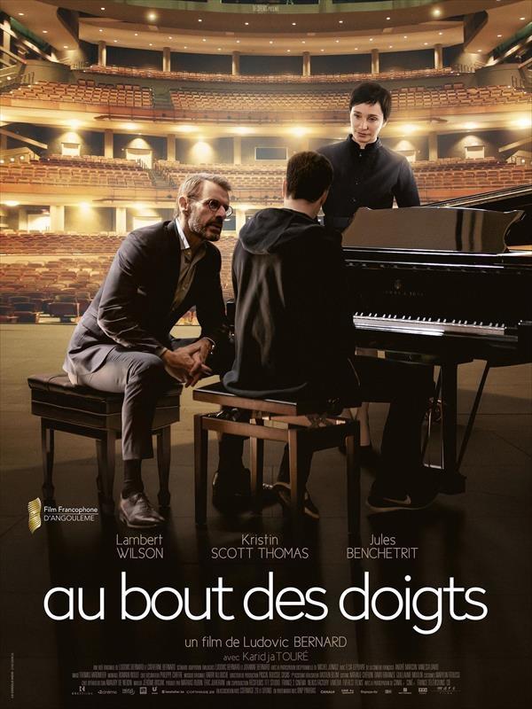 Au Bout Des Doigts Critique Telerama : doigts, critique, telerama, Doigts, Ludovic, Bernard, (2018), Comédie