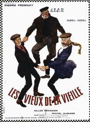 Film Les Vieux De La Vieille : vieux, vieille, Vieux, Vieille, Gilles, Grangier, (1960), Comédie