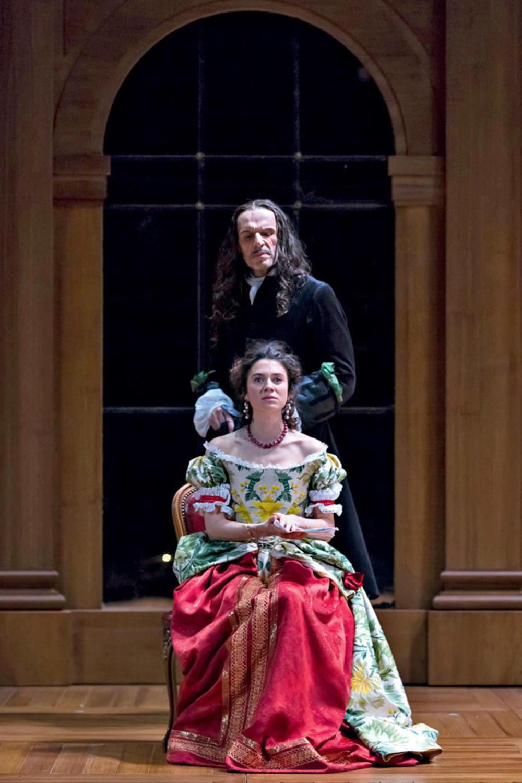 Théâtre : Lambert Wilson électrise ce «Misanthrope» - Le
