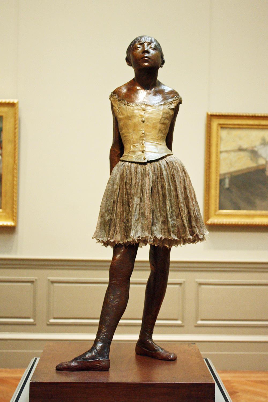 La Petite Danseuse De Degas : petite, danseuse, degas, Pourquoi, Petite, Danseuse, Degas, Provoqué, Scandale