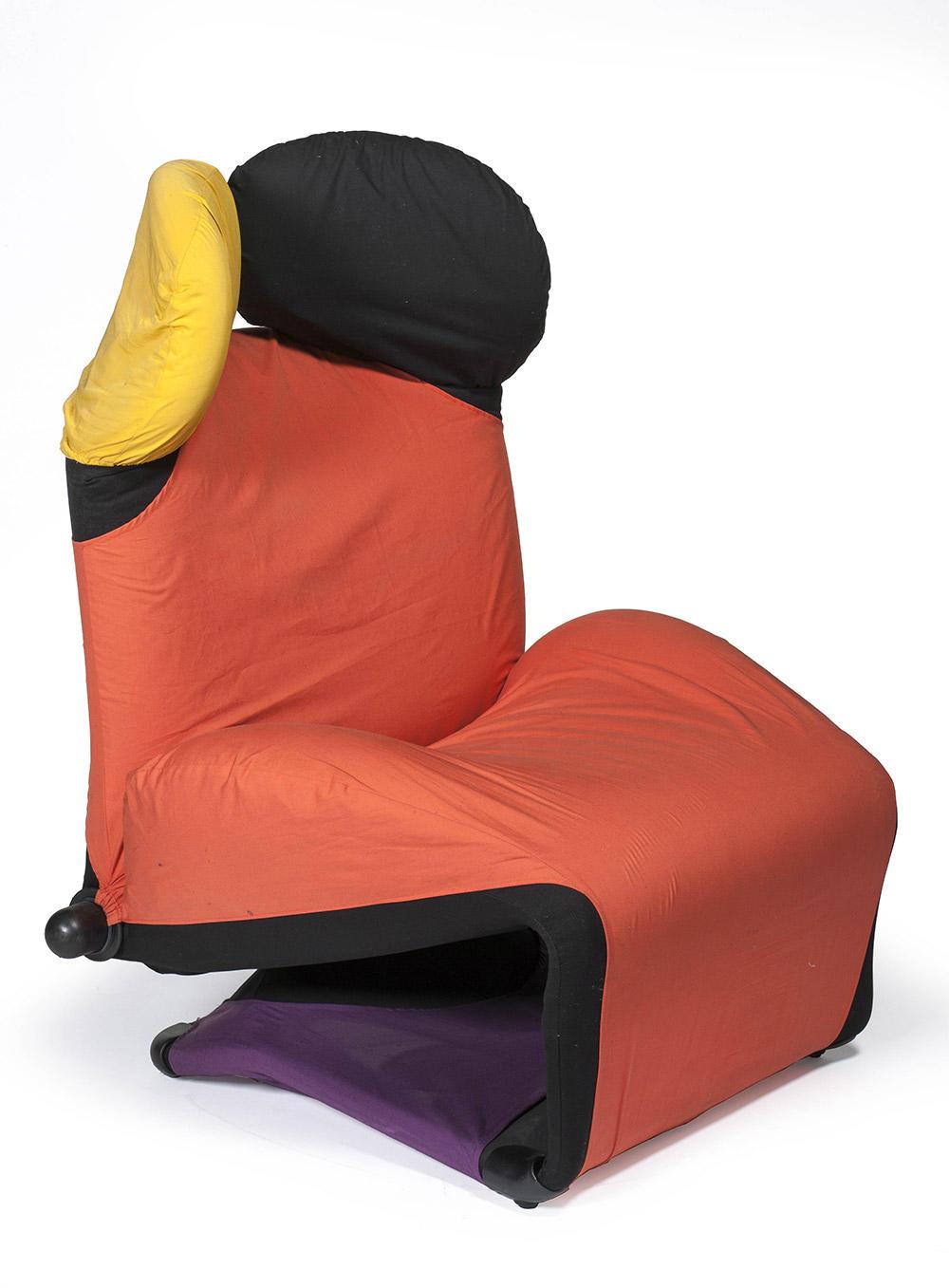 Fauteuil Japonais Pour Faire L'amour : fauteuil, japonais, faire, l'amour, Riom,, Musée, Mandet,, Chefs-d'œuvre, Design, Japonais
