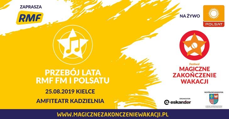 Festiwal Magiczne Zakończenie Wakacji 2019 Polsat