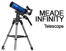 Meade Instruments Infinity 80mm Telescope Review
