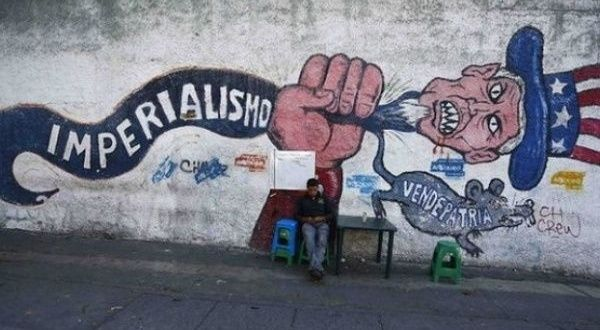 Us Imperialism Attacks Syria, Venezuela Based On Lies