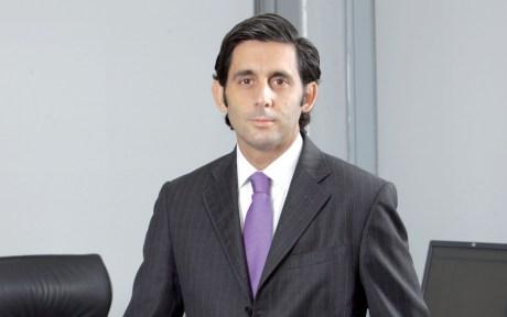 José María Álvarez-Pallete López. Foto: Divulgação