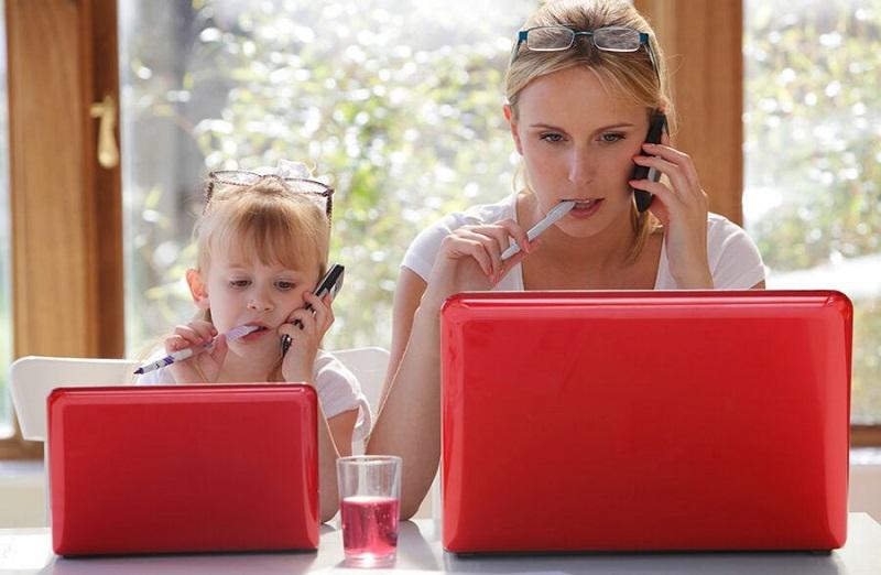 Trabajar desde casa sigue siendo una opción residual en la UE