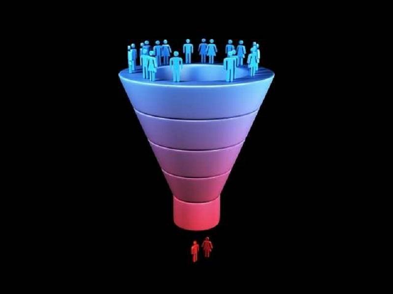 Qué es un embudo de ventas y cómo aplicarlo para vender más.