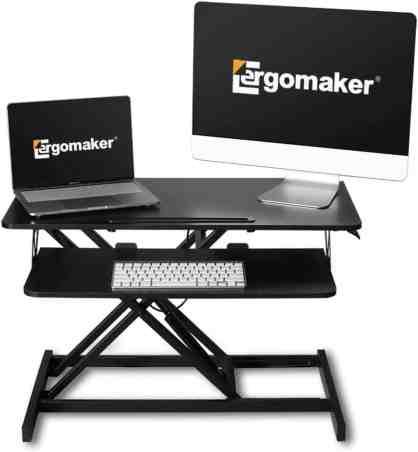bureau assis debout Ergomaker