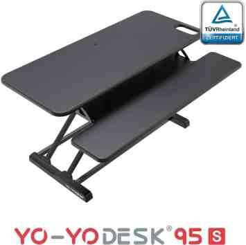 bureau assis debout Yo-Yo desk