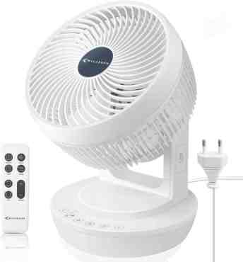 ventilateur bureau bengoo