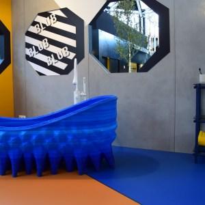 De badkamers op de VT Wonen & Design beurs