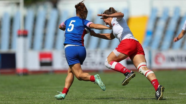 Rugby (Pays de Galles / France)