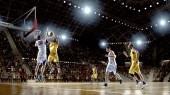 Basket-ball (North Carolina / Ohio State)