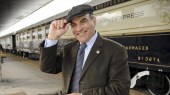 L'Orient-Express avec David Suchet