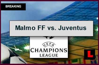 Malmo Ff Vs Juventus 2014 Score Prompts Uefa Champions