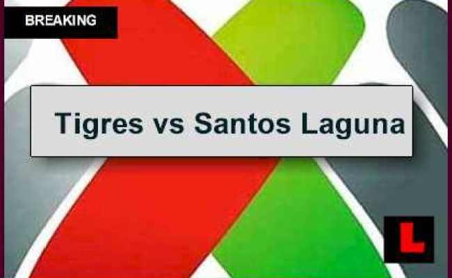 Tigres Uanl Vs Santos Laguna 2014 Score Delivers Liga Mx