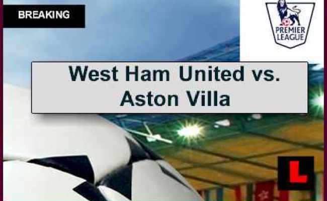 English Premier League Results 2014 Prompt West Ham United
