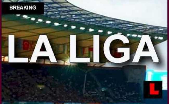 La Liga Table Laliga Today Prompts Atletico Madrid Vs