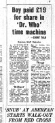 Daily Express 10/12/1966