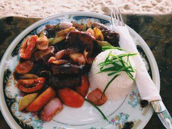 Devilled Fish - Sri Lanka food
