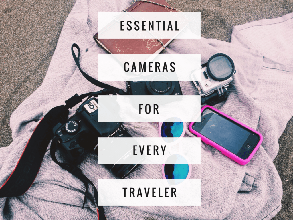 Essential Budget Travel Cameras