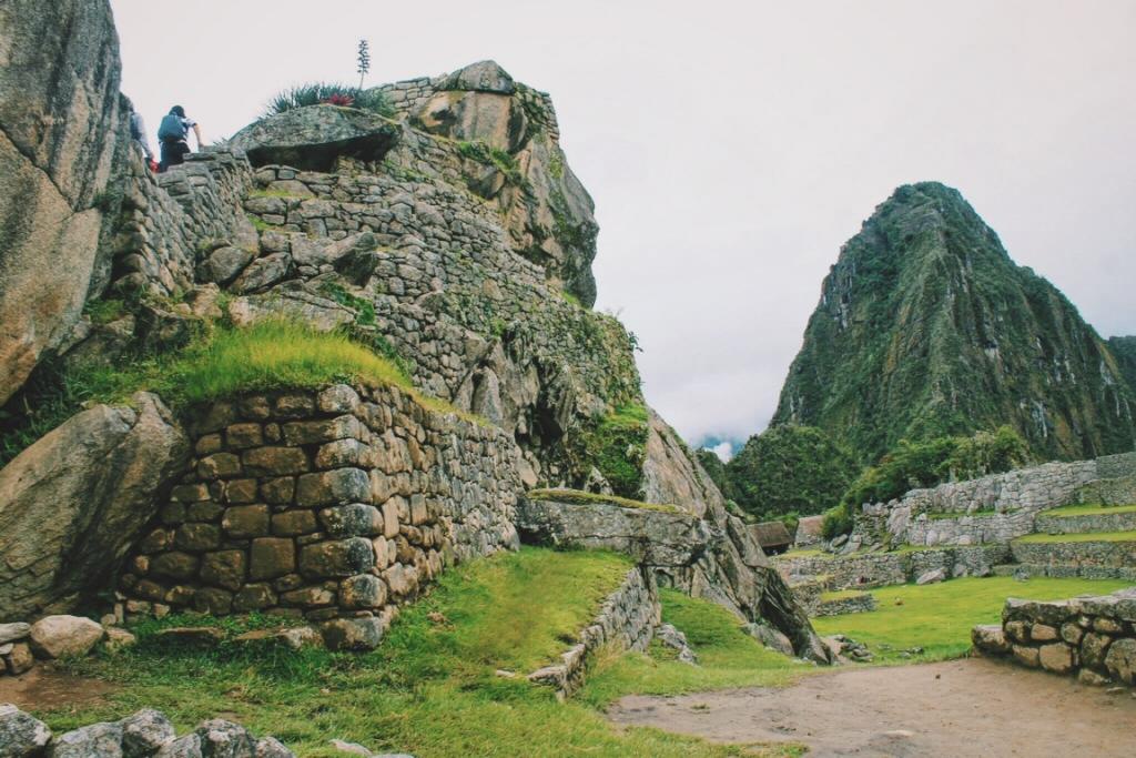 Wandering 'round Machu Picchu