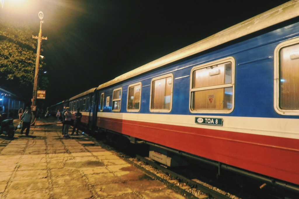 Night Train from Sapa